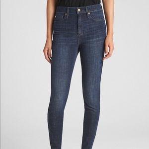 GAP Super High Rise Jeans in 360 Stretch
